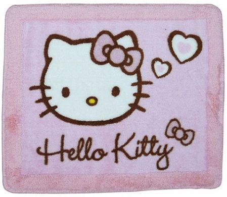 alfombras kitty rectangulo