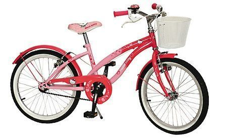 bicicleta kitty grande