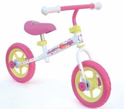bicicleta kitty pequena