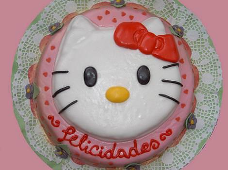 cumpleaños hello kitty