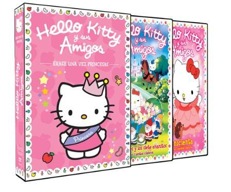 Érase una vez... Princesas de Hello Kitty