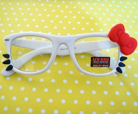 gafas kitty pasta