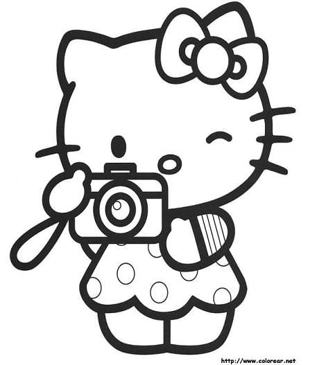 chococat coloring pages - photo#25