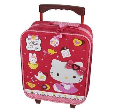 maletas hello kitty infantil