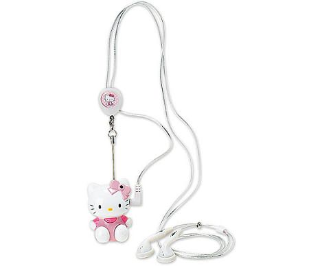 mp3 hello kitty colgar