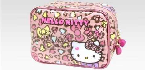 neceser hello kitty