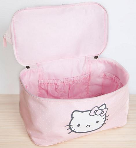 neceser hello kitty oysho  - Neceser Hello Kitty de Oysho