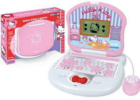ordenador hello kitty