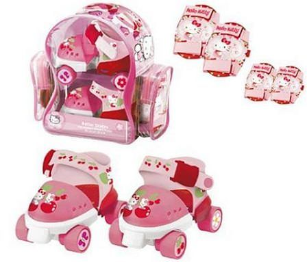 patines hello kitty adaptables kit