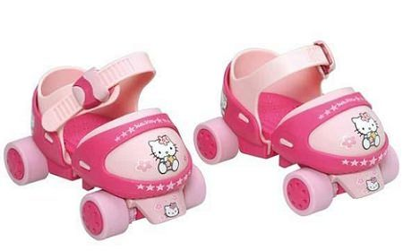 patines hello kitty adaptables