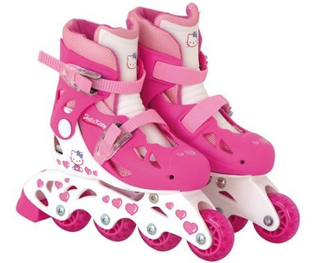 patines hello kitty linea