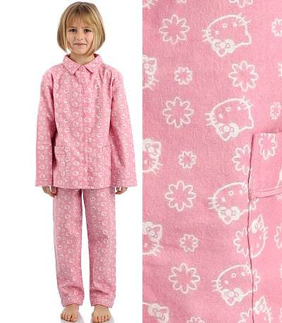 pijamas hello kitty  - Pijamas de Hello Kitty