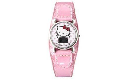 reloj kitty digital  - Relojes Hello Kitty