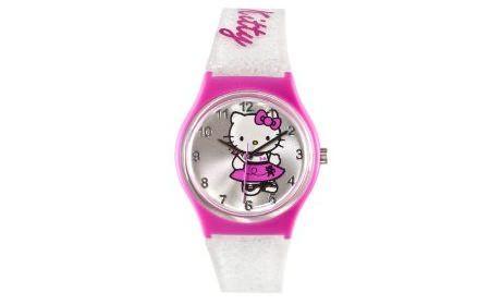 reloj kitty plastico