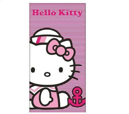 toalla hello kitty playa banador