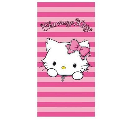 toalla hello kitty playa charmmy