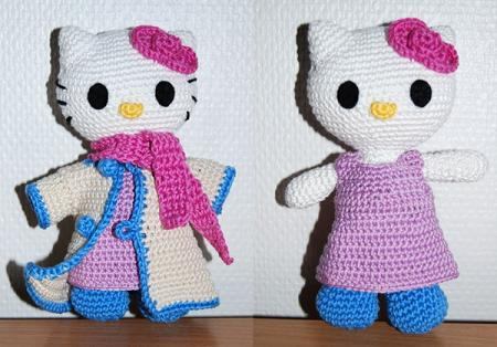 Amigurumi hello kitty disney princess snow white | Crochet de ... | 314x450