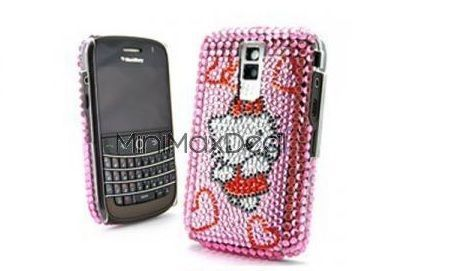 blackberry hello kitty brillantes  - Blackberry Hello Kitty