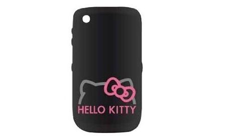 blackberry hello kitty negra