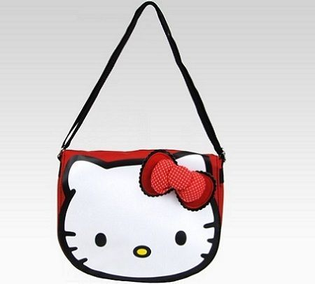 bolsos kitty cara