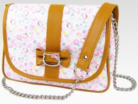 bolsos kitty flores