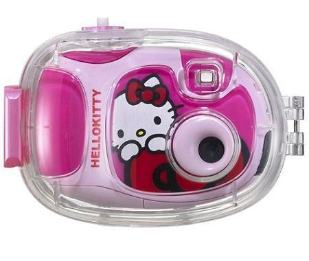 camara hello kitty acuatica  - Cámara Hello Kitty