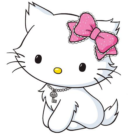 charmmy kitty  - Charmmy Kitty mascota de Hello Kitty