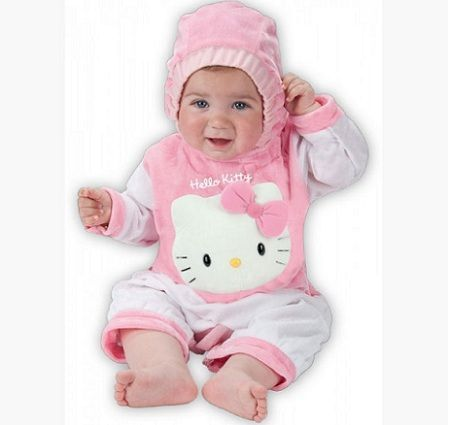 Disfraz de hello kitty - Hello kitty bebe ...
