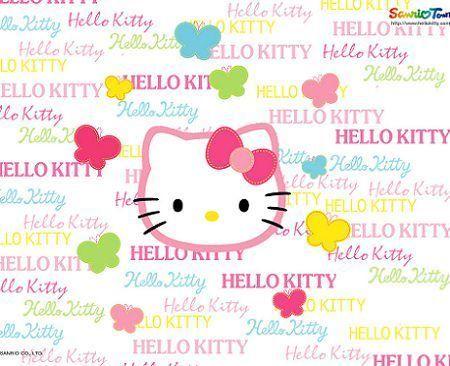 fondos pantalla kitty colores