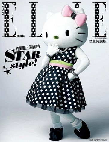 fotos hello kitty elle