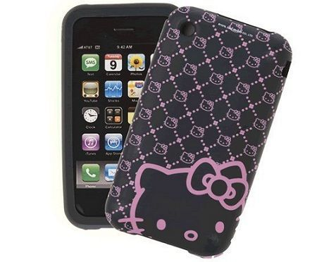 funda kitty iphone gs