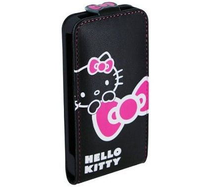 funda kitty iphone solapa