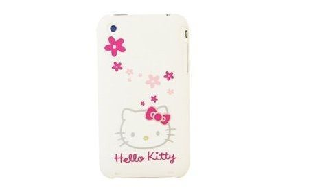 funda kitty iphone trasera