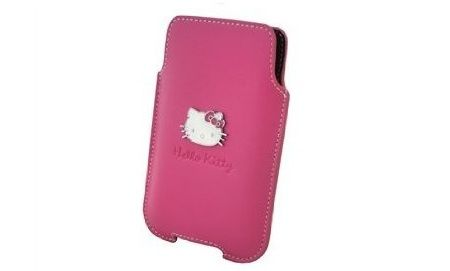 funda kitty piel