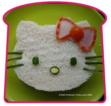 ideas fiesta hello kitty comida