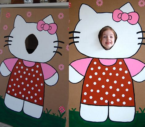 ideas fiesta hello kitty foto