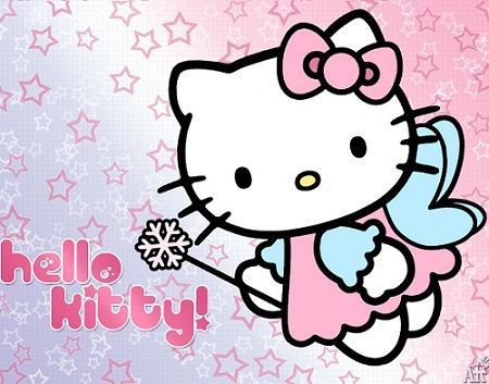 imagenes hello kitty hada