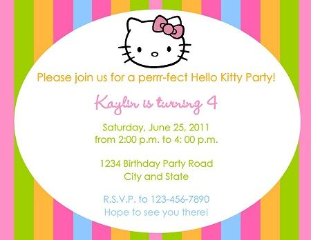 invitacion hello kitty colores