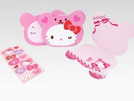 invitacion hello kitty forma