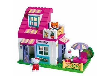 juguetes hello kitty casita  - Juguetes de Hello Kitty