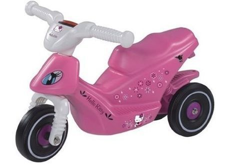 juguetes hello kitty moto