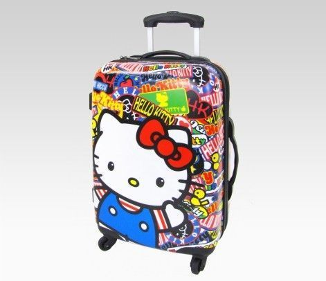 maletas hello kitty