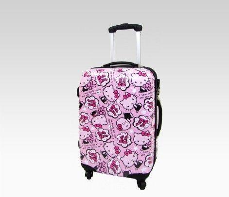 maletas hello kitty  - Maletas de viaje Hello Kitty