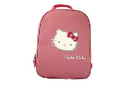 mochila escolar hello kitty portatil