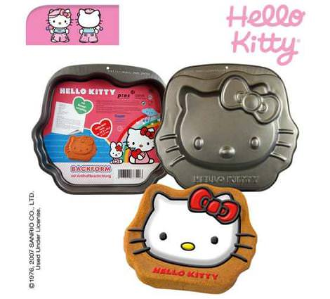 molde hello kitty