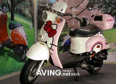 moto hello kitty  - Moto Hello Kitty
