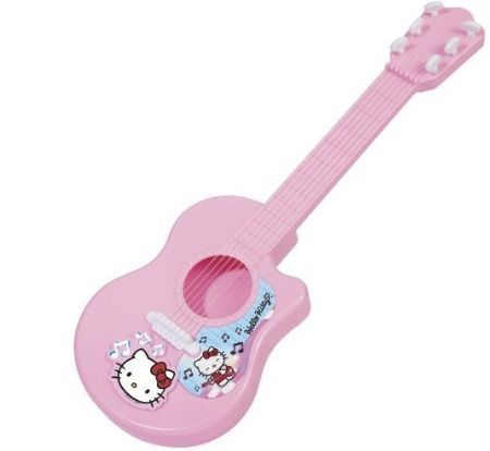 musica hello kitty guitarra espanola