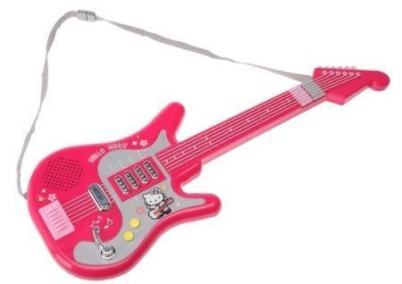 musica hello kitty guitarra