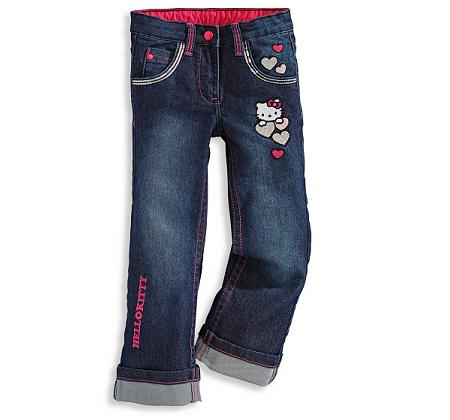 Pantalones Hello Kitty