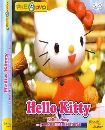 pleiculas hello kitty el hula hoop  - Las películas de Hello Kitty